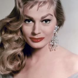 Screen Blonde Bombshell Anita Ekberg Incredibly Died Alone And Broke While Birds Hunk Rod Taylor Went To His Grave Haunted By An Agonizing Regret