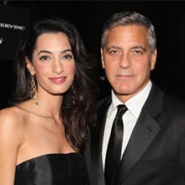 GEORGE AND AMAL CALL OFF DIVORCE | Globe Magazine