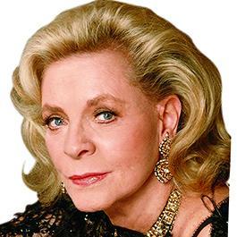 SECRETS LAUREN BECALL TOOK TO THE GRAVE | Globe Magazine Lauren Bacall Grave