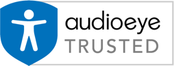 AudioEye trusted logo